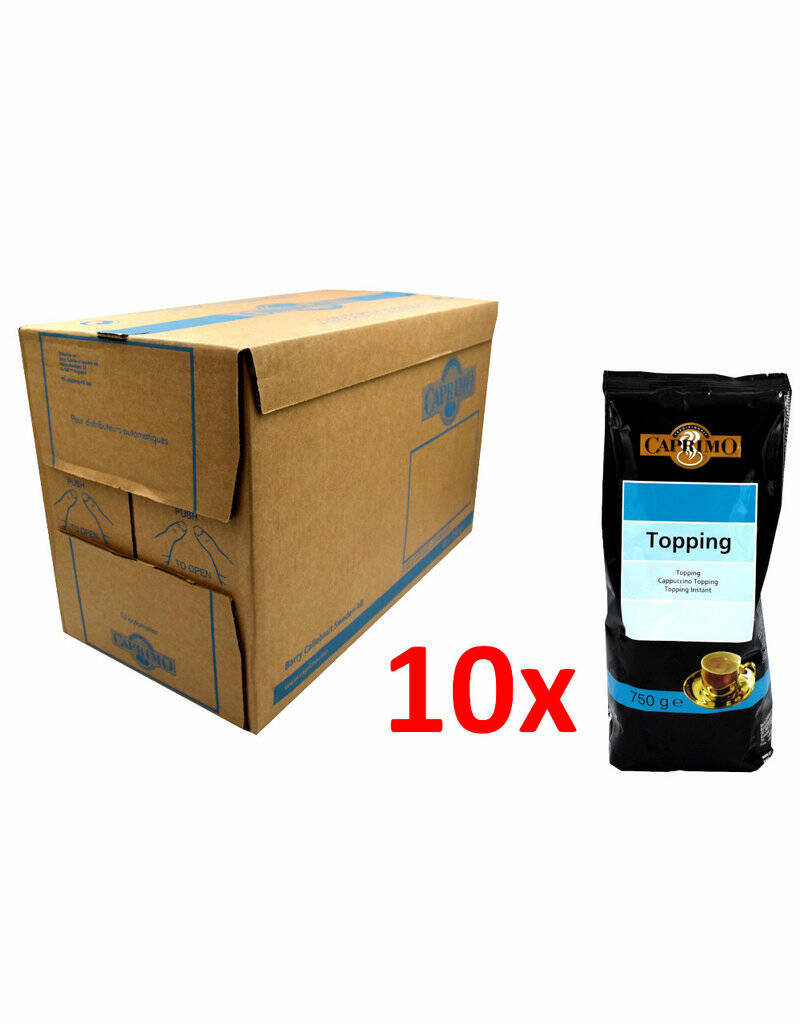Caprimo Topping (10x750g) 7,5kg