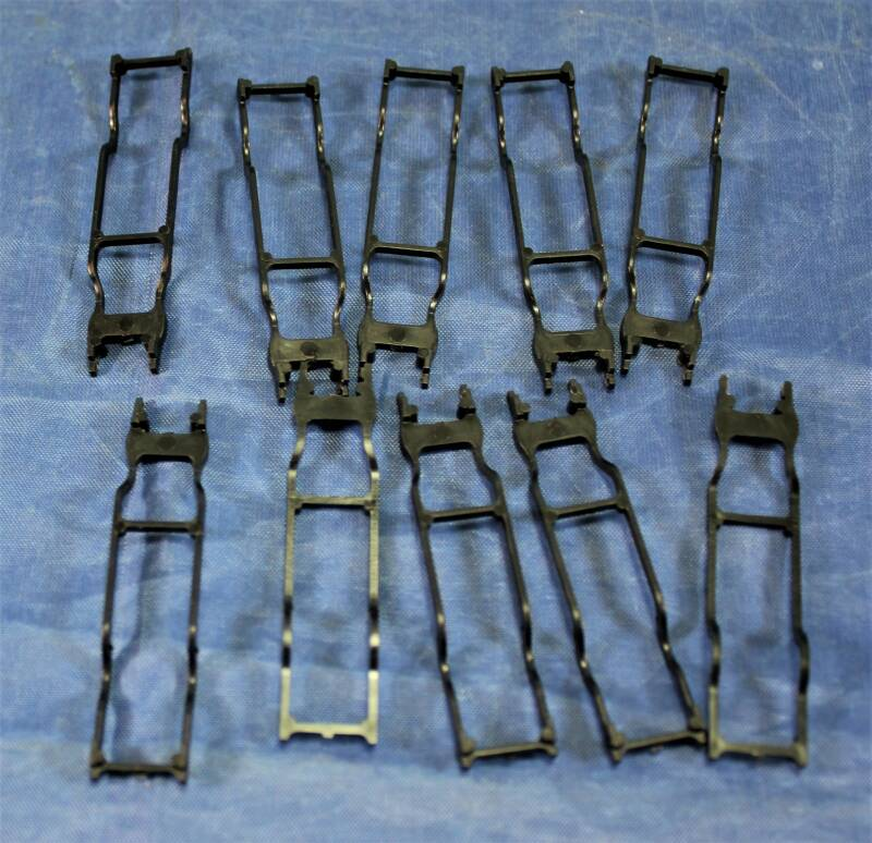 Walthers 1/87 H0 auto frame load.
