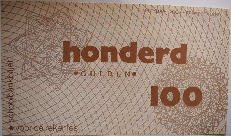 100 gulden RB018
