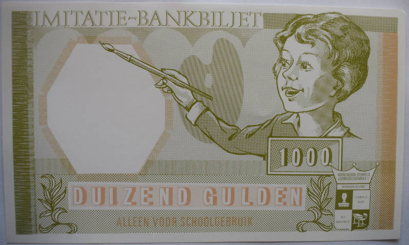 100 gulden RB022A
