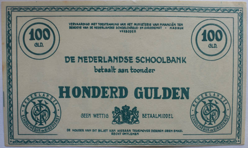 100 gulden RB035