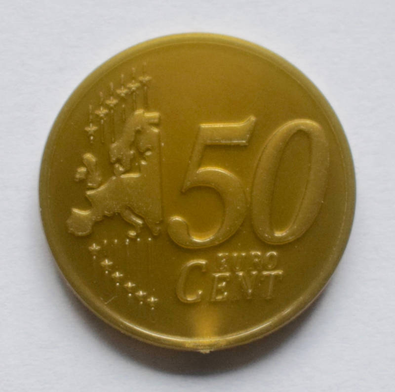 Jegro serie 4, 50 euro cent.