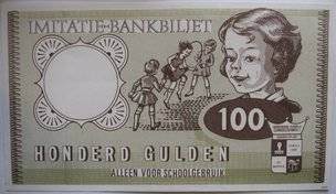 100 gulden RB022