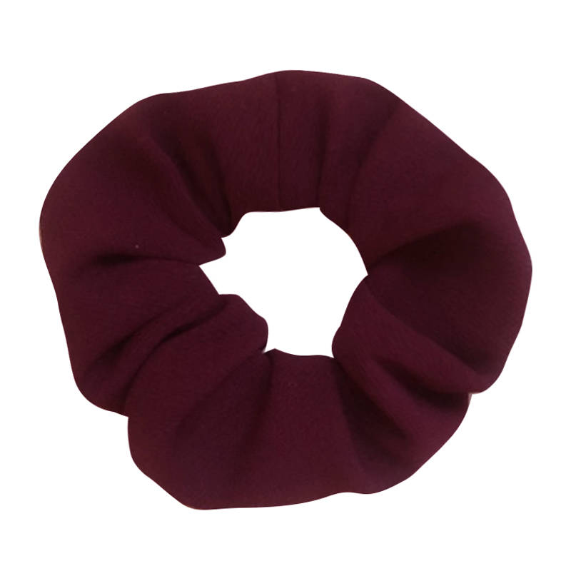 Fair trade | Dutchie Scrunchie | Bordeaux