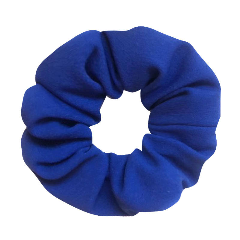Fair trade | Dutchie Scrunchie | Royal Blue