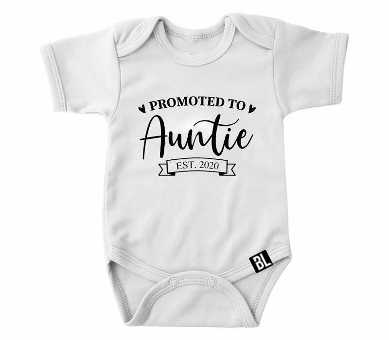 BL Romper promoted to auntie