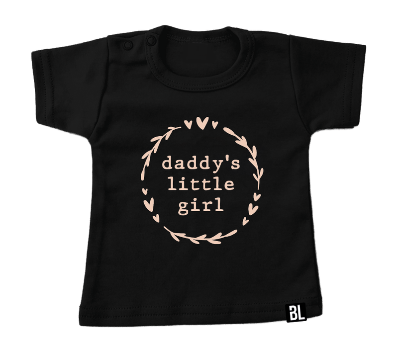 BL Shirt daddy's little girl limited