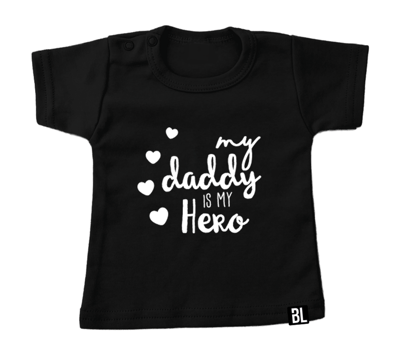 BL Shirt daddy is my hero