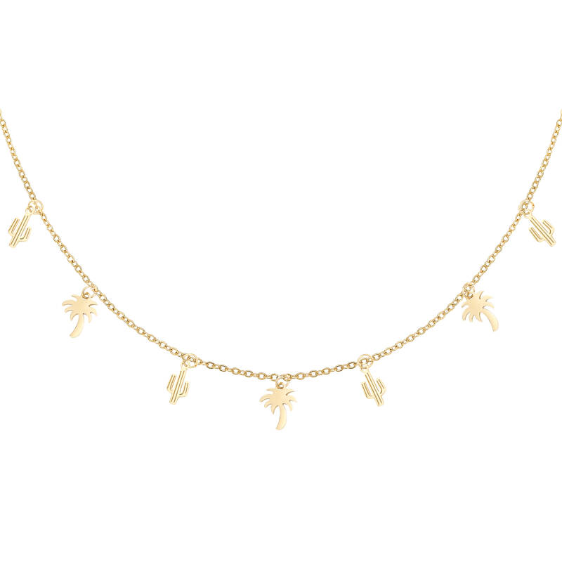 Desert Necklace - Gold