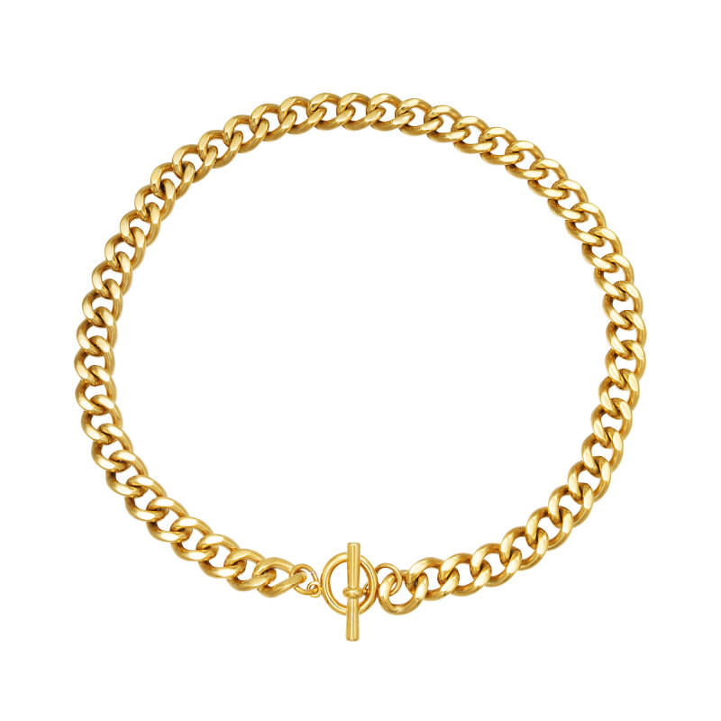 Ivy Necklace - Gold
