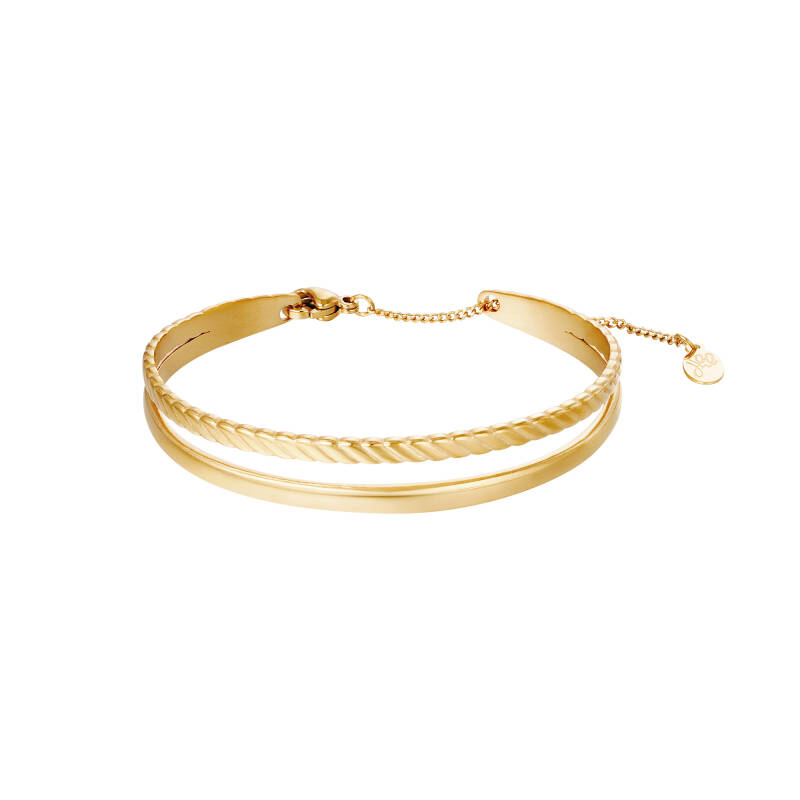 Sophisticated Bracelet - Gold