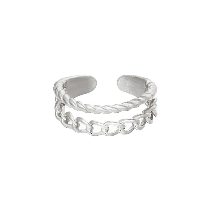 Endless Love Ring - Silver