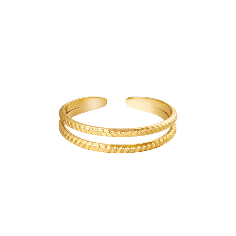 Miraculous Ring - Gold