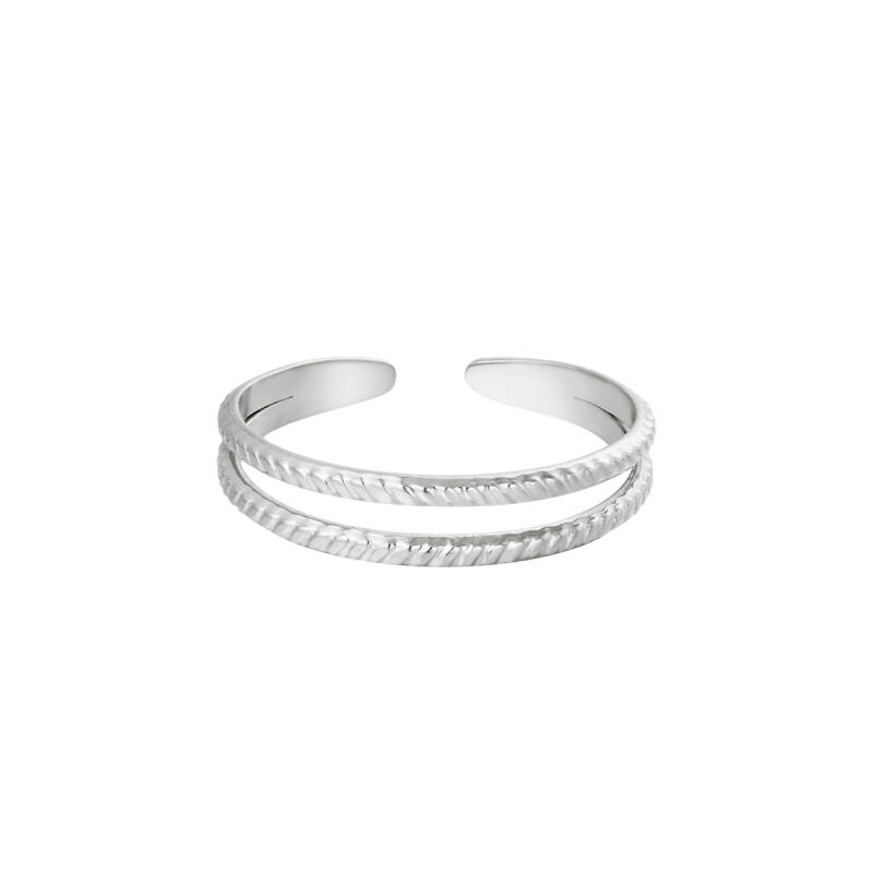 Miraculous Ring - Silver