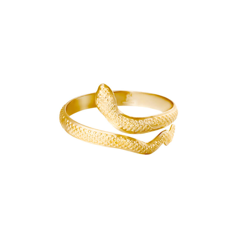 Serpent Ring - Gold