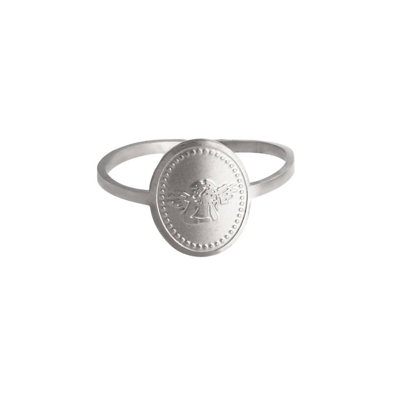 Little Angel Ring - Silver