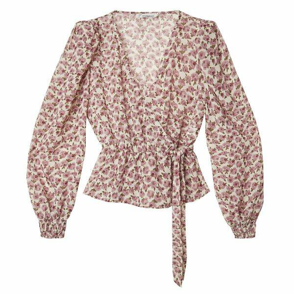 Roses Top White