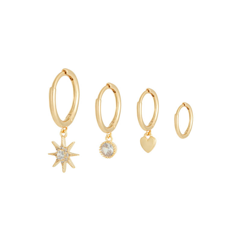 Sparkle Away Earrings Set