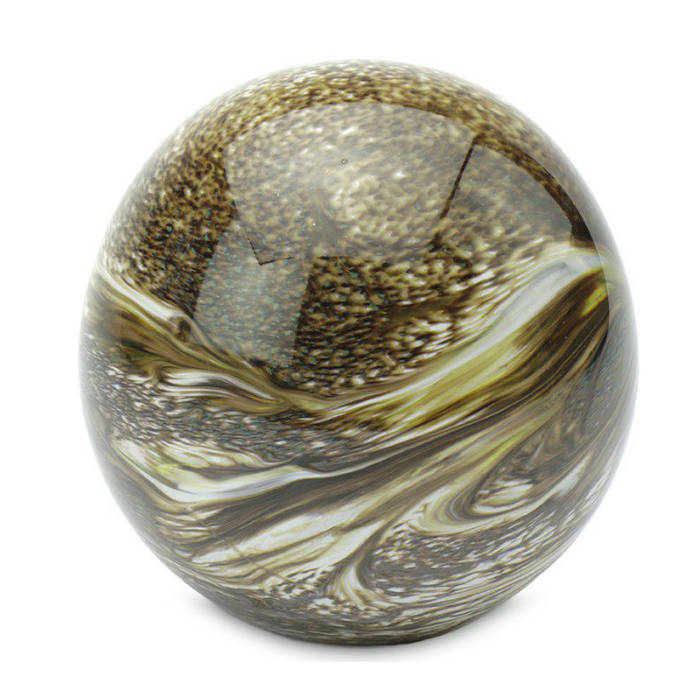 Marble Earth urn in drie formaten (100 / 500 / 1500ml)
