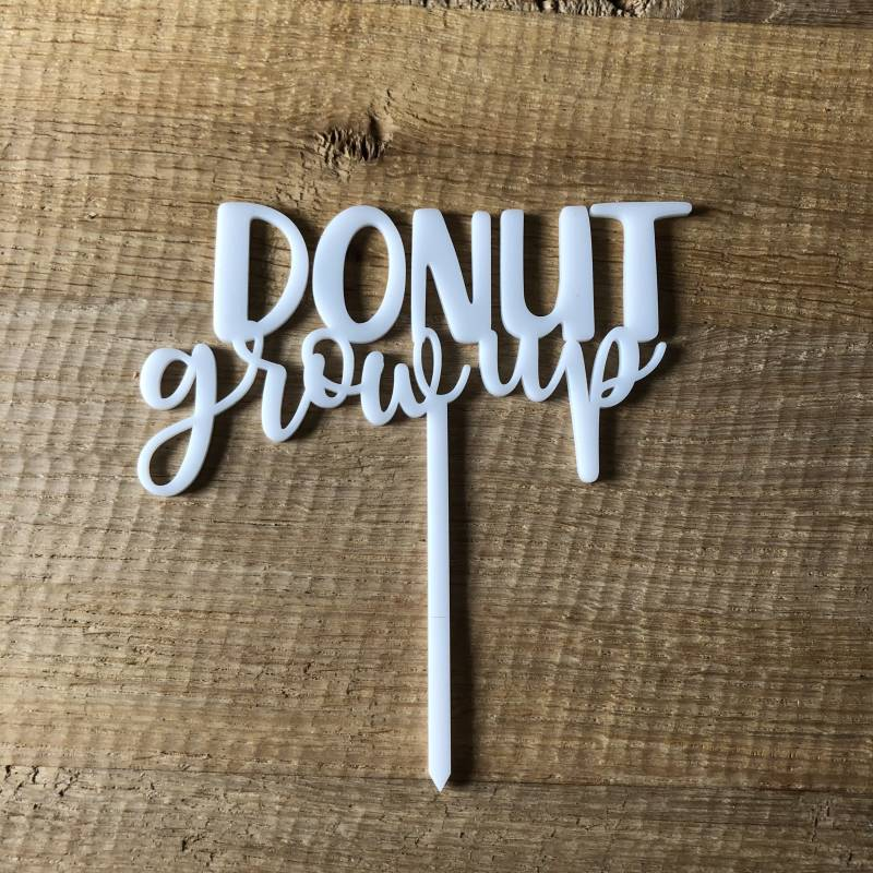 Donut grow up