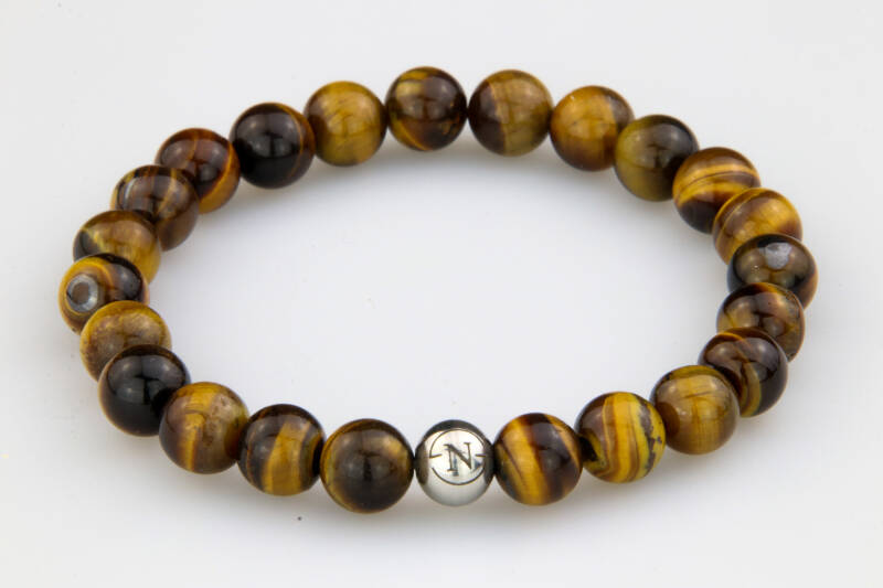 BROWN TIGER EYE SHINY