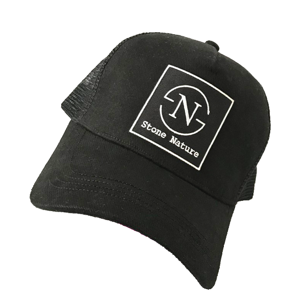 STONE NATURE TRUCKER CAP