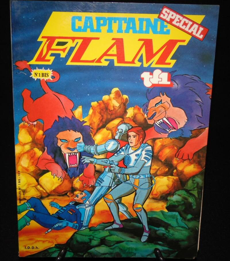 Special Capitaine Flam  / N° 1 Bis / BD