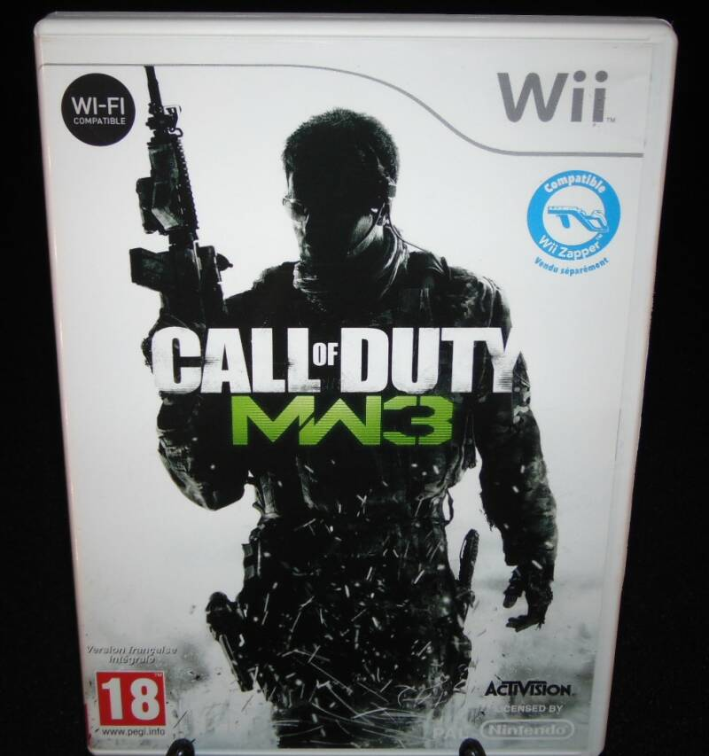 Call of Duty MW3 / WII / Complet