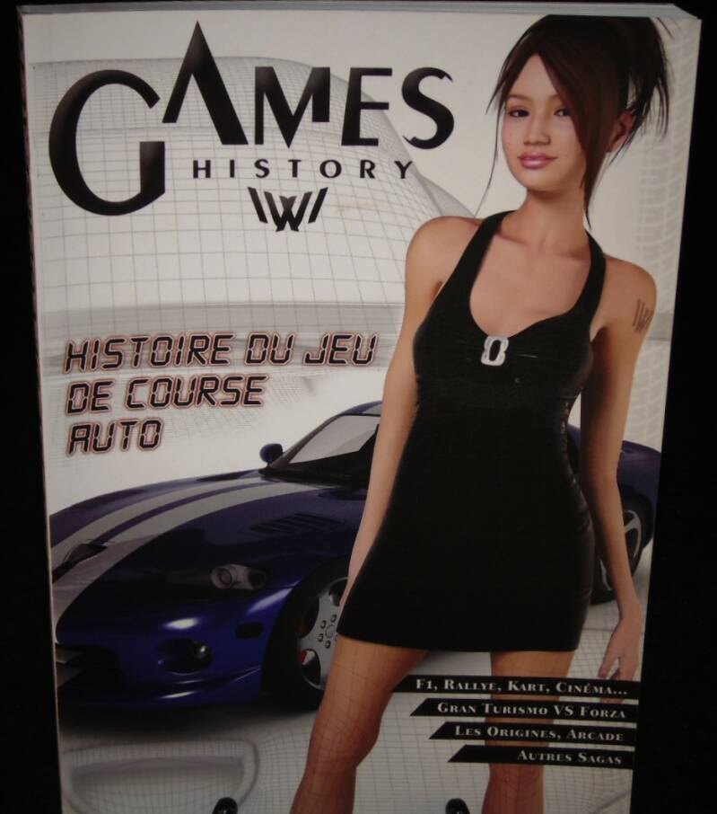Games History # 3 / Mag. Revue / Neuf !!!