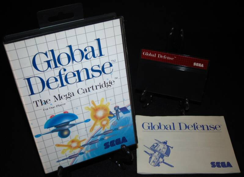 Global Defense / SMS / Complet TBE!