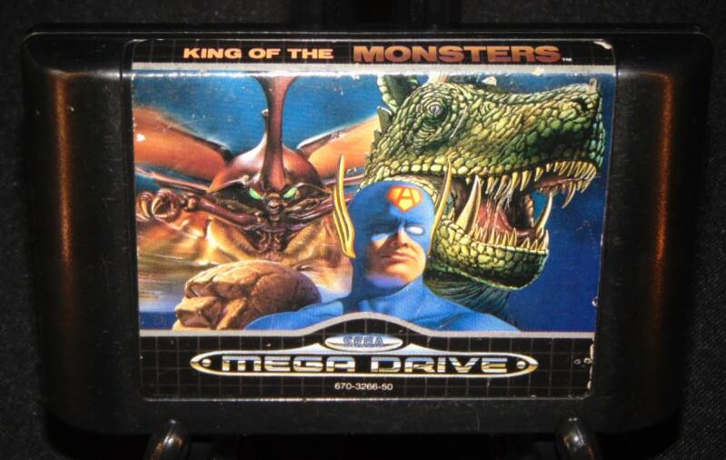 King of the Monsters / SMD / En Loose