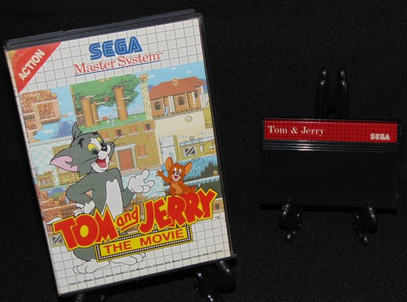 Tom and Jerry The Movie / SMS / En Boite