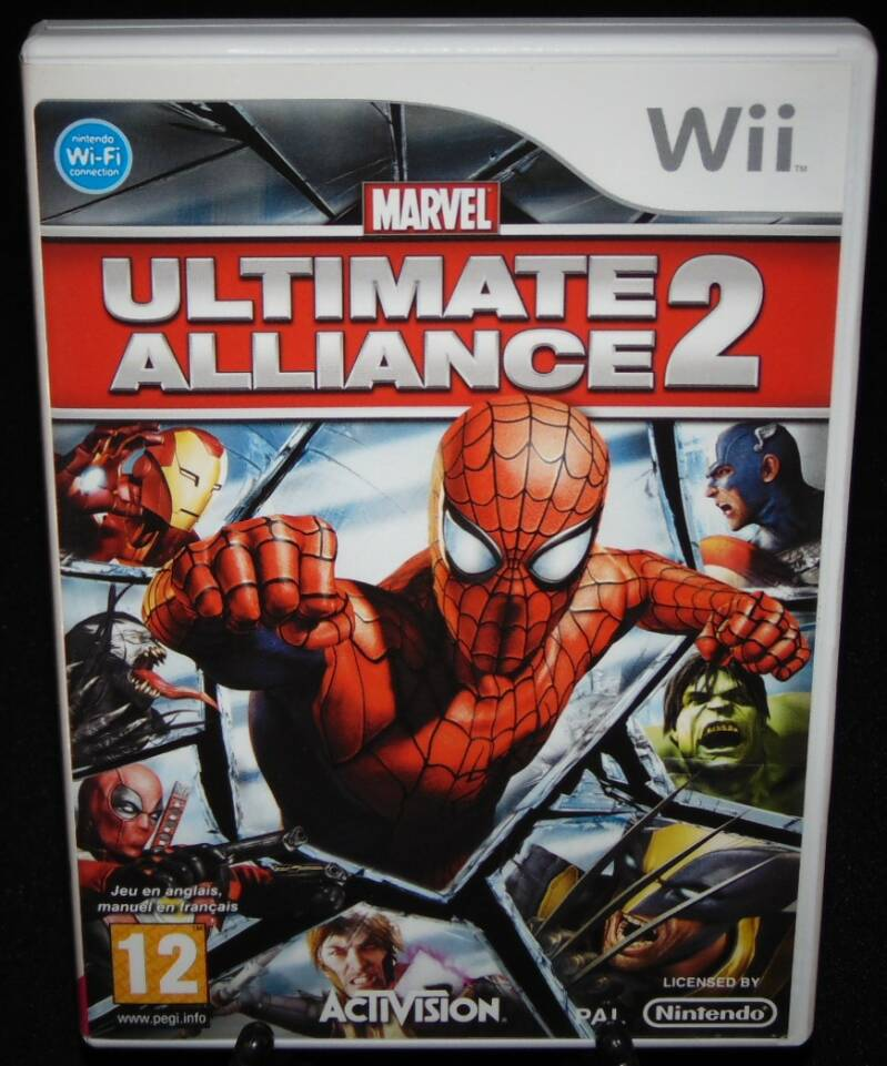 Ultimate Alliance 2 / WII / Complet