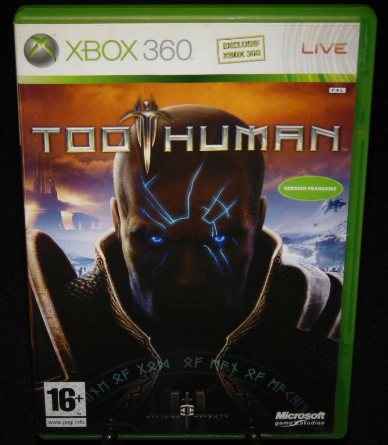 Too Human / Xbox 360 / Complet / Fr.