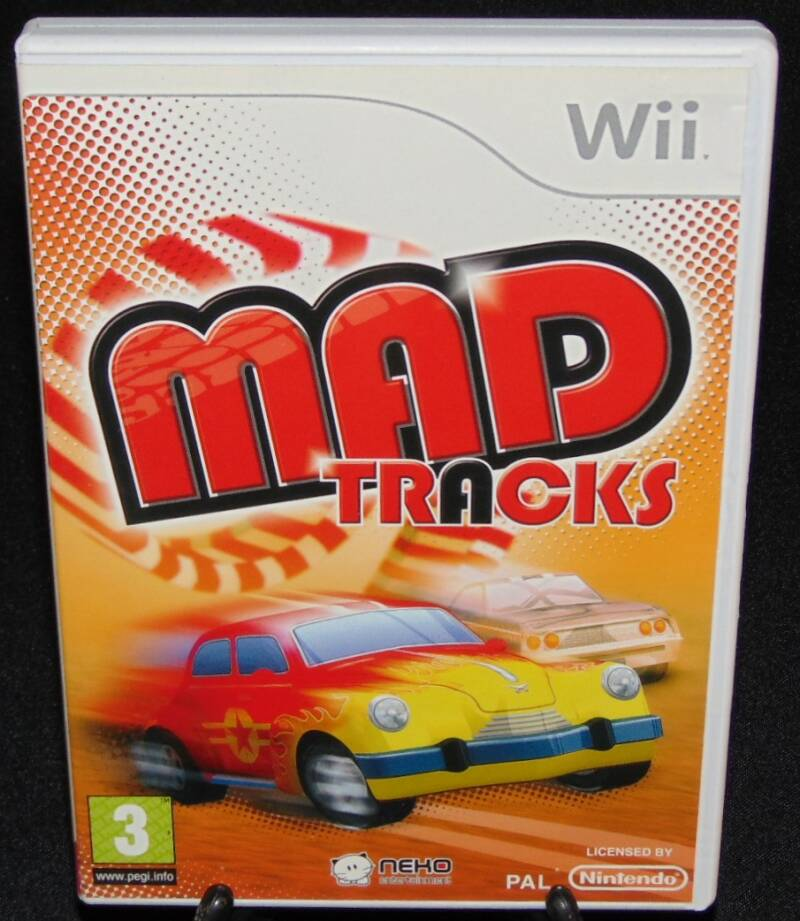 Mad Tracks / WII / Complet
