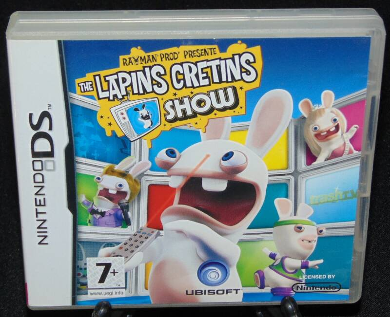 The Lapins Cretins Show / DS / Complet