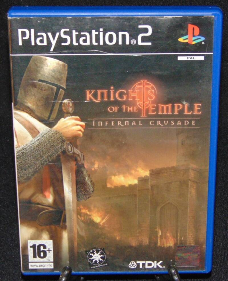 Knights of the Temple / PS2 / Complet / Fr.