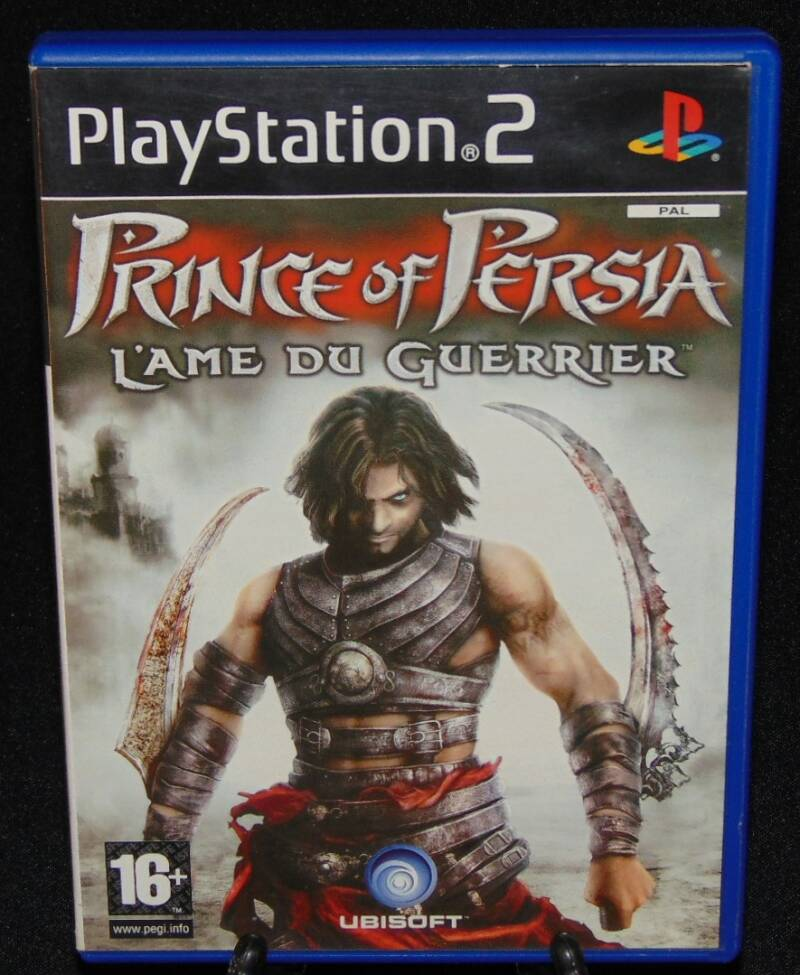 Prince of Persia L'Ame du Guerrier / PS2 / Complet / Fr.