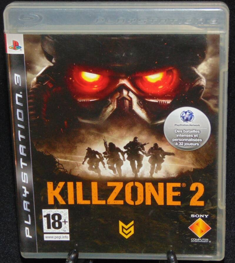 Killzone 2 / PS3 / Complet / Fr.