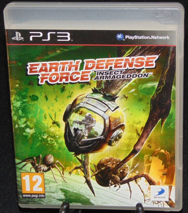 Earth Defense Force Insect Armageddon / PS3 / Complet