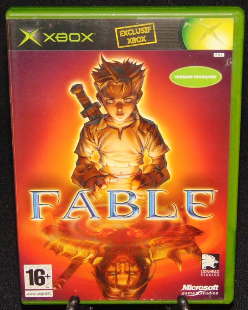 Fable / Xbox / Complet / Fr.