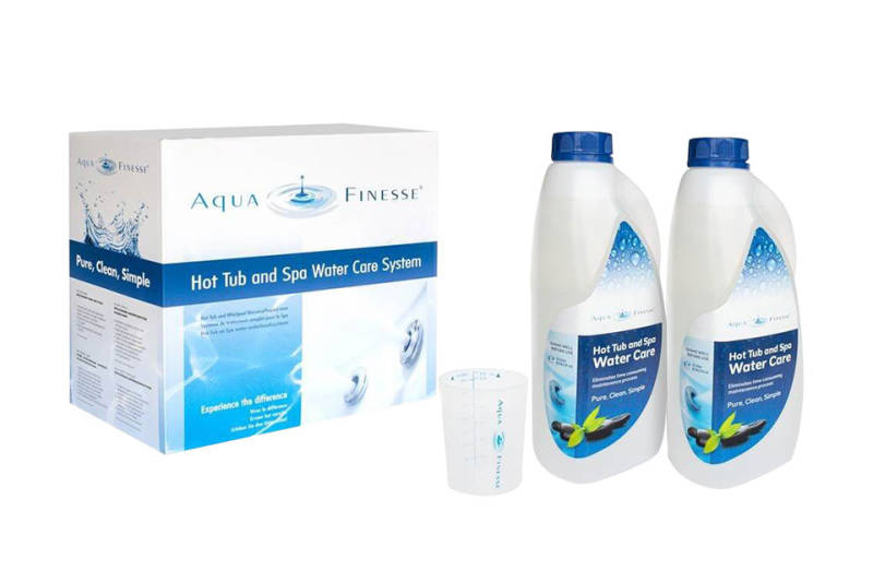 Aqua Finesse 4 Liter watercare box