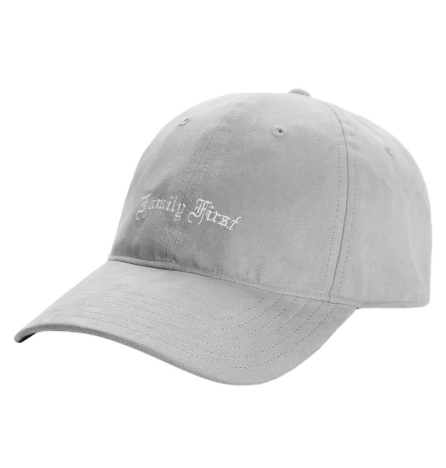 C&S WL Family First Curved Cap B2B