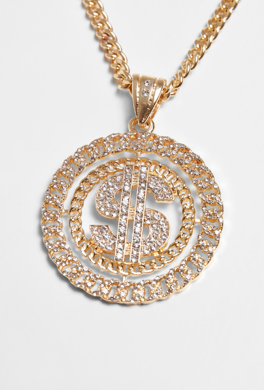 Dollar Diamond Necklace