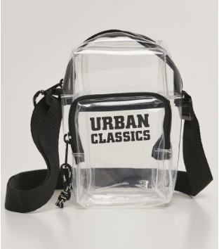 Transparent Crossbody Pouch
