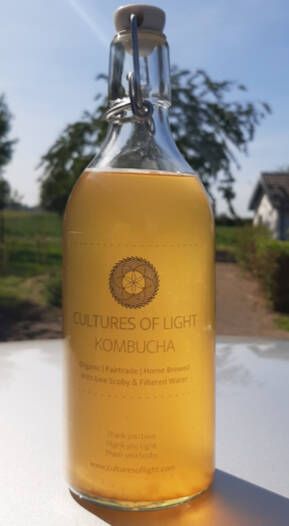 Kombucha (by Cultures of light)