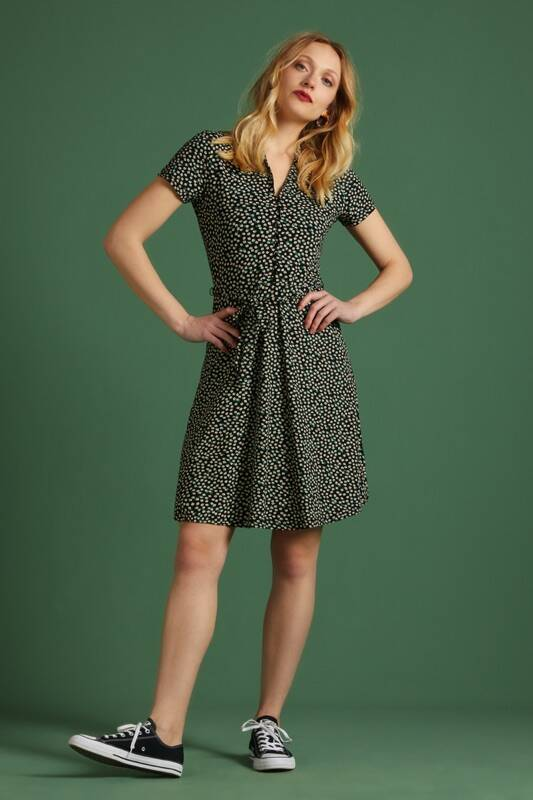King Louie Emmy dress Sevres 05576-001