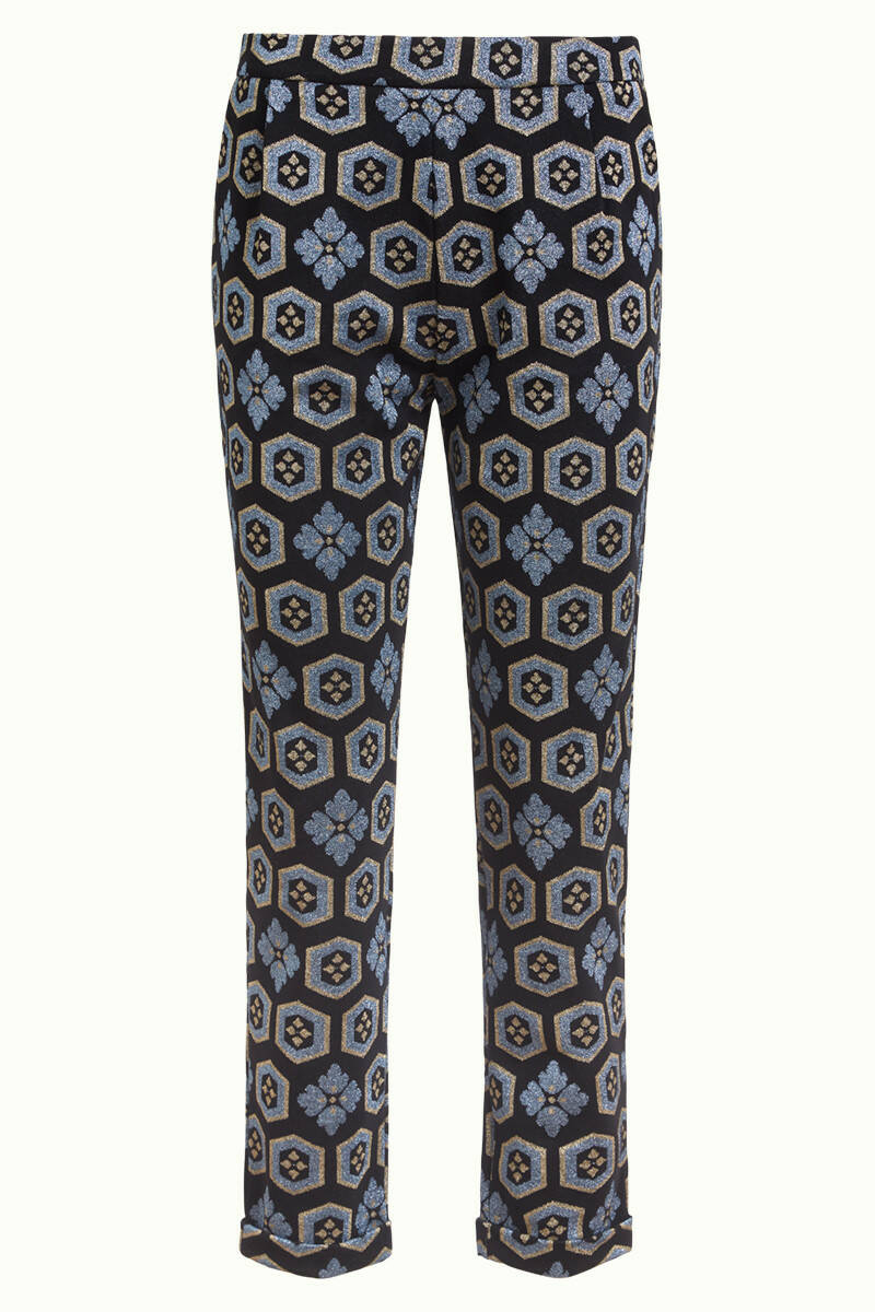 King Louie Roisin pants Chen  05873