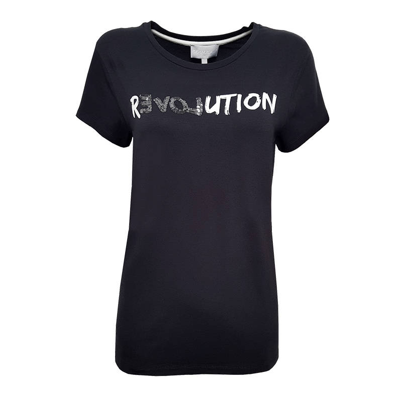 T shirt rEVOLution Black