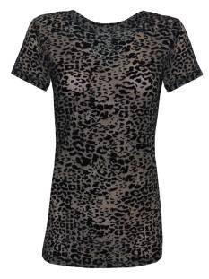 Shirt Animal - Leopard Taupe